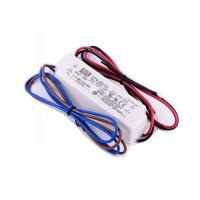 Buy cheap 20W 12VDC AC-DC Single Output LED Driver Constant Voltage Original MeanWell product