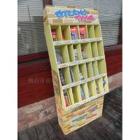 Buy cheap Multilayer Magazine Paper Display Stand , Colorful Cardboard Newspaper Stands product