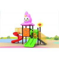 Buy cheap Crawling 8 Year Old Play 420cm Plastic Garden Slide product
