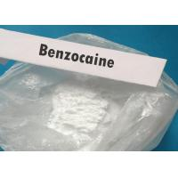 China Raw Material Powder Local Anesthetic Agents Benzocaine For Bodybuilding on sale