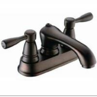 Buy cheap 4 Inch American Style Bathroom Lavatory Centerset Mixer Tap Faucet (JF6247) product