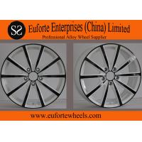 Quality Sport Tuning Wheels 18 inch With Black Electrophoresis Car Wheel Rims for sale