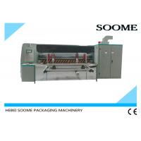 Buy cheap Fruit Bit Carton Box Making Machine / Wine Drinks Packaging Cartons Die Cutter Automatic 2600 product