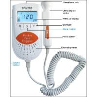 Buy cheap SonolineB Fetal Doppler 2MHz LCD Prenatal Heart Monitor Health for Infant product