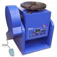 China Automatic Table Top Rotary Welding Table / Welding Positioner Turntable 250KG on sale