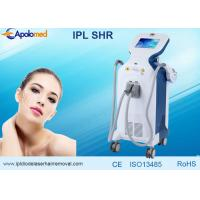 Buy cheap Apolomed IPL SHR device for Skin Tightening / Hair Removal Machine for Women product