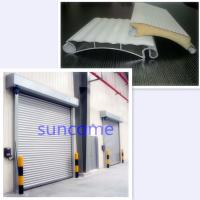 Buy cheap White Panel Automatic Roller Door Roller Shutter Door 304 Stainless Steel product