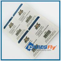 Buy cheap sticker printing product