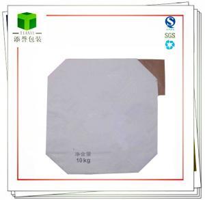 China 25kg Valve Paper Bag For Ceramic Tile Grout,Ceramic Tile Adhesive on sale