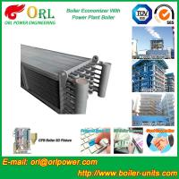 Buy cheap Condensing Economiser Coil CFB Boiler Economizer In Power Plant product