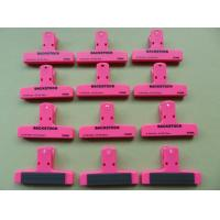 Buy cheap 4 plastic clip with magnetic stripe product