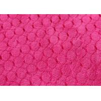 Buy cheap Tear - Resistant Coral Fleece Fabric With Environmental Material 160-350g/M2 product