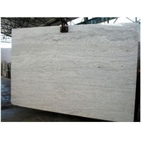 Buy cheap Polished India Kashmir White Granite Stone Slabs For Square product