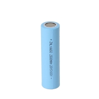 Buy cheap 2500mAh 3.7V 18650 Rechargeable Lithium Ion Battery product