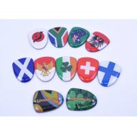 Buy cheap Clear Domed Resin Badges Pin For Golf Clubs Rustless Metal Cusomized product