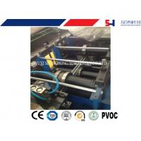 Buy cheap CNC Shelving / storage rack Sheet Metal Roll Forming Machines With Anti Rust Roller product
