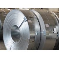 Buy cheap SPHC SS400 Hot Rolled Steel Metal Strips , Cold Rolled Galvanized Carbon Steel Strip product