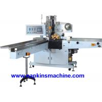 Buy cheap Transparent Soft Bag Napkin Packing Machine With Automatic Production Line product