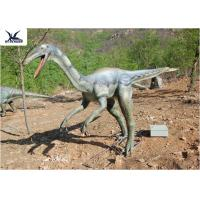 Quality High Simulation Realistic Dinosaur Statues For Dinosaur Theme Park / Customizable for sale
