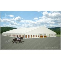 China Outdoor Aluminum Frame Sport Event Tents Canopy For Horse-Riding Club on sale