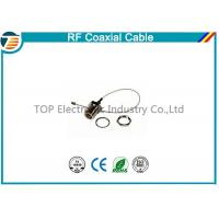 China UFL / IPEX Double Shielded Coaxial Cable For Professional Wireless Solution on sale