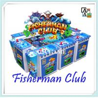 Hot sale 8players fishman club suchi fishing seafood for Arcade fish shooting games
