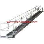 Buy cheap Marine accommodation ladder, wharf ladder, gangway ladder,rope ladder,ship embarkation ladder,ship draft ladder product