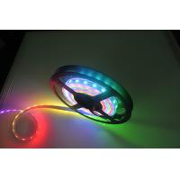 Buy cheap 60pixels/meter programmable digital 5050 ws2813 addressable rgb led strip product