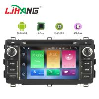 Buy cheap Rear Camera DVR OBD TPMS Toyota Car DVD Player Car Stereo Player Ipod / Iphone Supported product