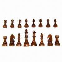 Buy cheap Chess Piece, Made of Wood product