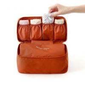 China Waterproof travel kit storage underwear bra organizer bag in bag on sale