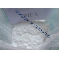 Buy cheap Safe DHEA Hormone Supplement , CAS 57-85-2 Testosterone Propionate White Powder product