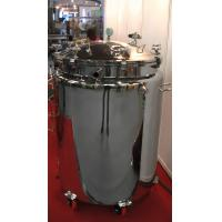 Buy cheap 304 SUS Stainless Steel Storage Tanks Air Press For Pharmaceutical Dairy Foods product