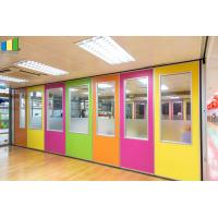 Buy cheap Commercial Temporary Office Room Dividers Melamine Surface 4m Height from wholesalers