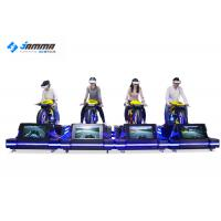 Buy cheap Theater VR Motorcycle Simulator High Headset Resolution 2160 X 1200 Smooth Images product