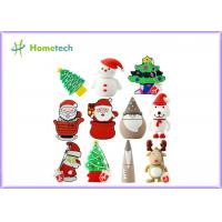 Buy cheap Genuine Christmas Gift Customized USB Flash Drive 64GB High Speed product