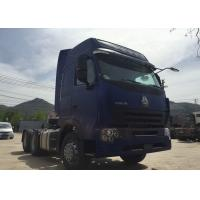 Quality SINOTRUK HOWO Semi Trailer Tractor Truck Head With Air Conditioner 60-70 Tons for sale