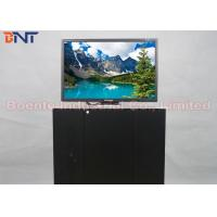 Buy cheap 19 Inch Conference Room Tabletop LCD Monitor Screen / Desktop Computer Lifter product