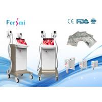 Buy cheap 1800w power 2inch handle screen cryolipolysis freezing fat cells procedure cost slimming machine product