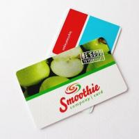 Buy cheap ISO Full Color Cards, CR80 3.5 x 2.24, 87.5 x 56mm with 4/4 Printing Color  product