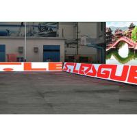 Quality Waterproof IP65 P20 P16 Full Color Led Perimeter Advertising for Football Sport Perimeter for sale