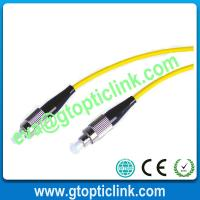 Buy cheap FC/UPC-SC/UPC SM MM Optical Fiber Pigtail/Connector product