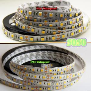 Buy cheap rgb led strip digital 50 50 rgb led strip 5050 flexible waterproof rgb led strip 24v product