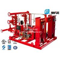 Buy cheap 400GPM NFPA20 Fire Fighting Pump System 277 Feet For Residential / Industrial product