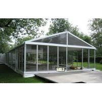 Buy cheap high quality clear roof wedding tent,clear roof tent for banquet from Wholesalers