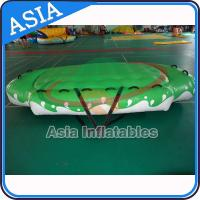 Buy cheap 3.3m X 2.1m Digital Printing UFO Inflatable Water Boat Customized Color product