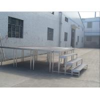 Buy cheap Economic Moving Portable Stage Platform 1000mm X 1000mm For Performances from Wholesalers