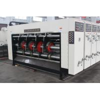 Buy cheap Cardboard Corrugated Box Printing Machine , Carton Slotter / Printer With Automatic Feeder product
