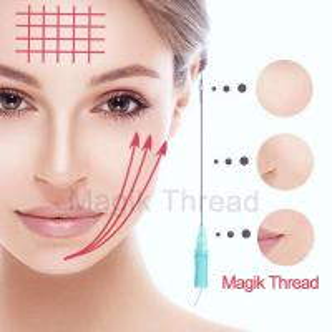 Buy cheap Magik Thread PDO thread Facial Lifting PDO thread Cog Cannula Mono thread product