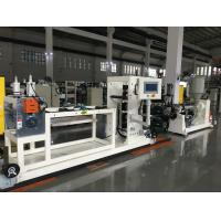Buy cheap CE Approved Plastic Sheet Production Line , Polycarbonate Sheet Extruders 65×30-300mm product